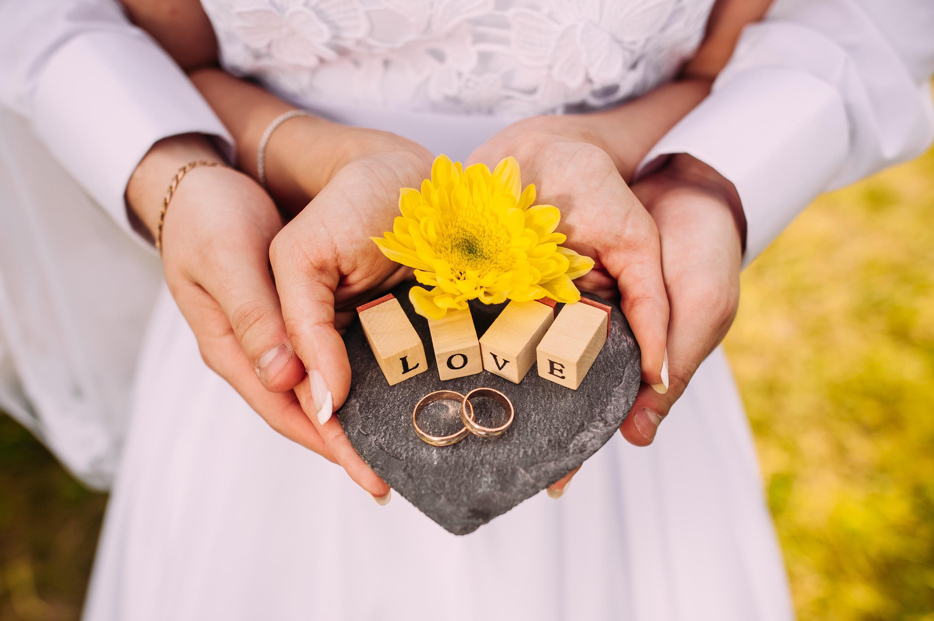 נישואין אזרחיים, טקס חתונה אזרחי, חוק ברית הזוגיות